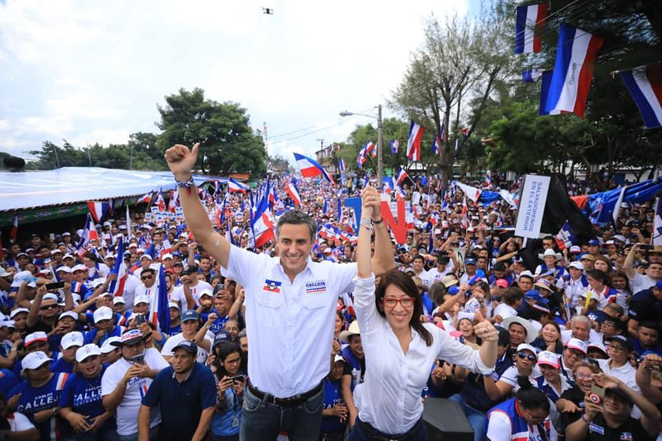 Carlos Calleja el favorito para ganar la presidencia en El Salvador