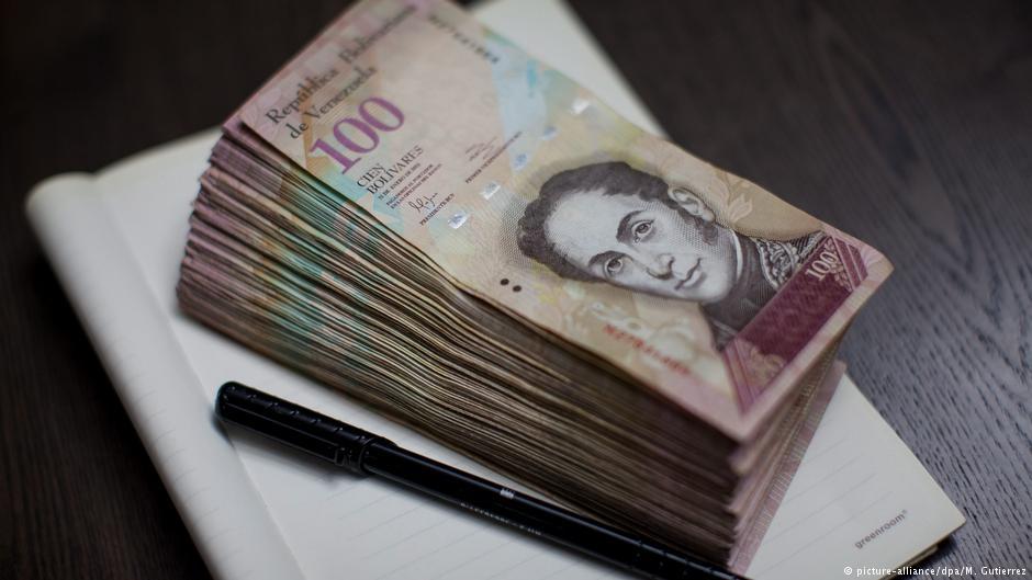 La huella perdida del dinero de los venezolanos