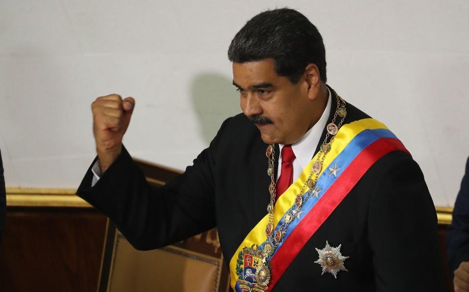Maduro rompe relaciones con EEUU y da 72 horas a su personal diplomático para que abandone el país