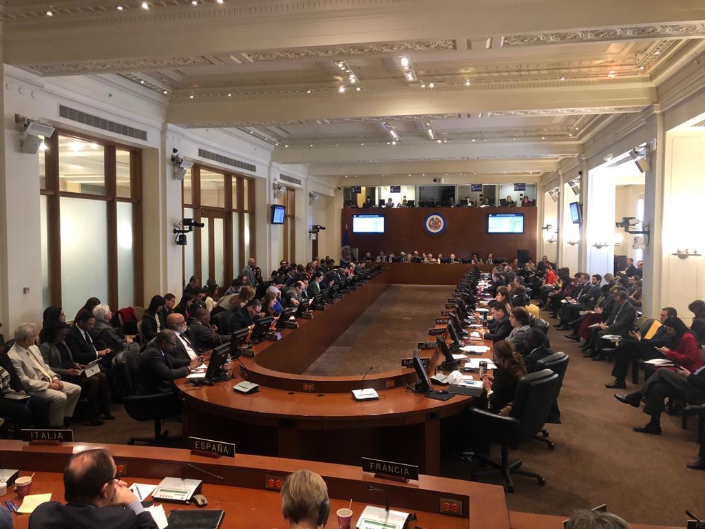 Paises miembros de la OEA no reconoce legitimidad de nuevo período del régimen de Nicolás Maduro