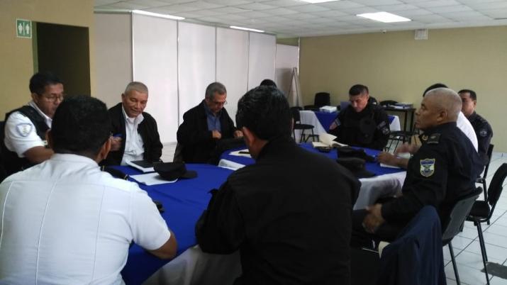 PNC lista para nuevo simulacro de elecciones presidenciales.