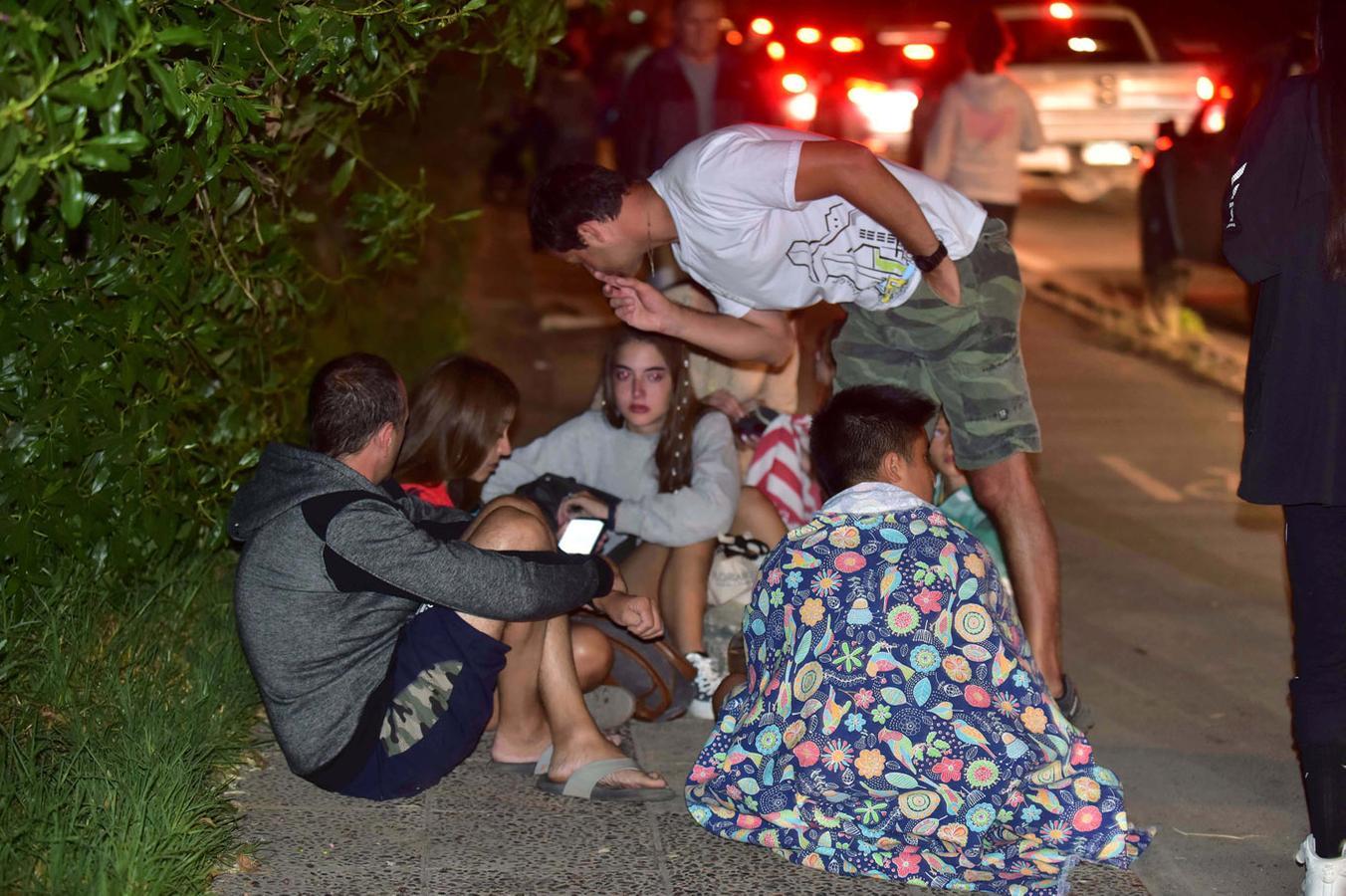 El sismo en Chile: el temblor se sintió en Mendoza y San Juan