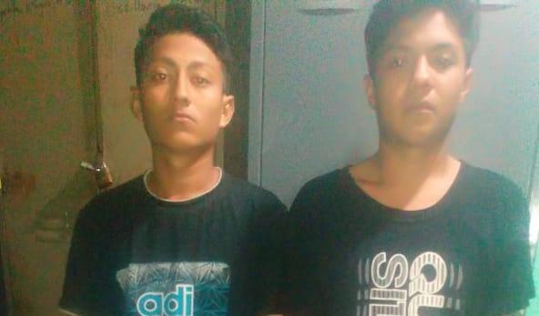 Jaguares capturan a 4 pandilleros armados en La Paz y Santa Ana