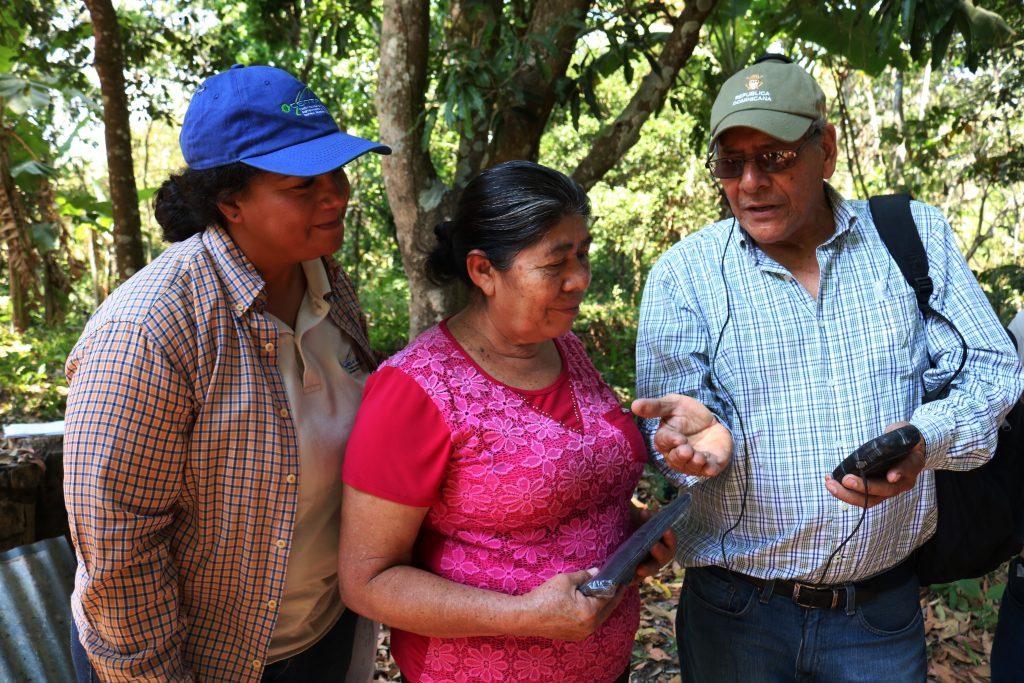 CENTA INICIA ORDENAMIENTO DE FINCAS PARA MEJORAR LA PRODUCTIVIDAD DE LAS FAMILIAS