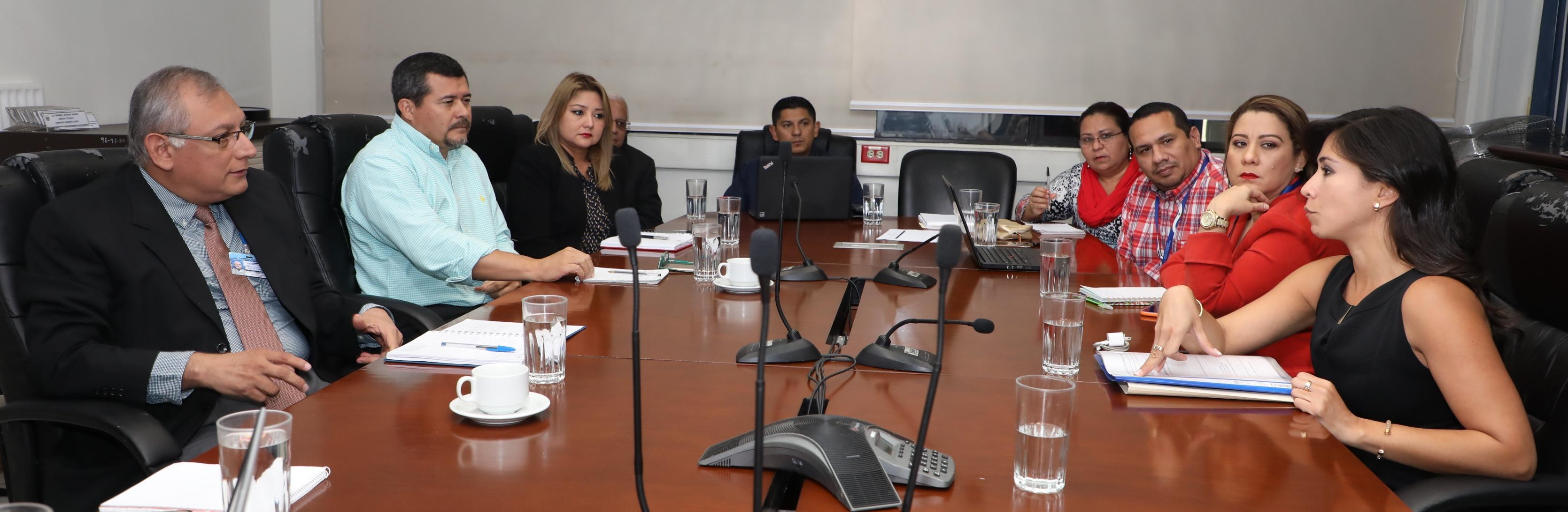 Comisión presentará propuestas de normas de control interno de la Asamblea Legislativa