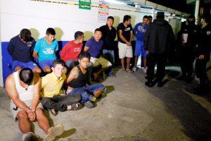 Ordenan prisión para 20 integrantes de la MS13 por 7 homicidios