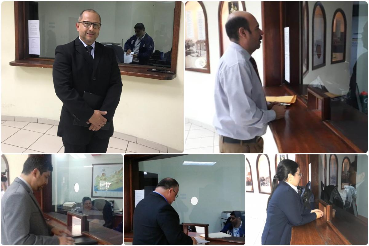 Asamblea Legislativa recibe siete solicitudes de aspirantes a titular de la PGR