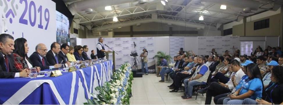TSE concluye escrutinio final y da a conocer resultados de elección 2019