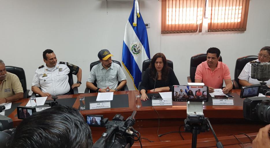 MARN y Trail Runners El Salvador suspenden carrera en parque Montecristo