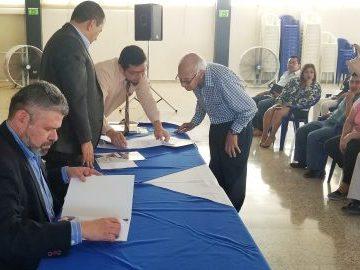 Ministerio de Economía entrega acuerdos para exoneración de Impuestos de Renta y Municipales a más de 22 cooperativistas a nivel nacional