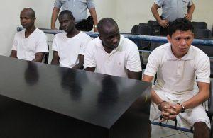 FGR logró que Tribunal aplicara pena de 14 años de cárcel a narcotraficantes que viajaban en semisumergible