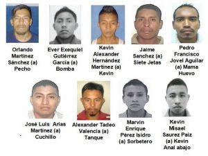 FGR logra 44 y 40 años de prisión para pandilleros por cometer homicidio de agente policial en Sonsonate