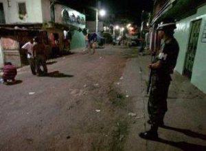 Implicados en extorsión, homicidio y delitos de naturaleza sexual son capturados en San Vicente