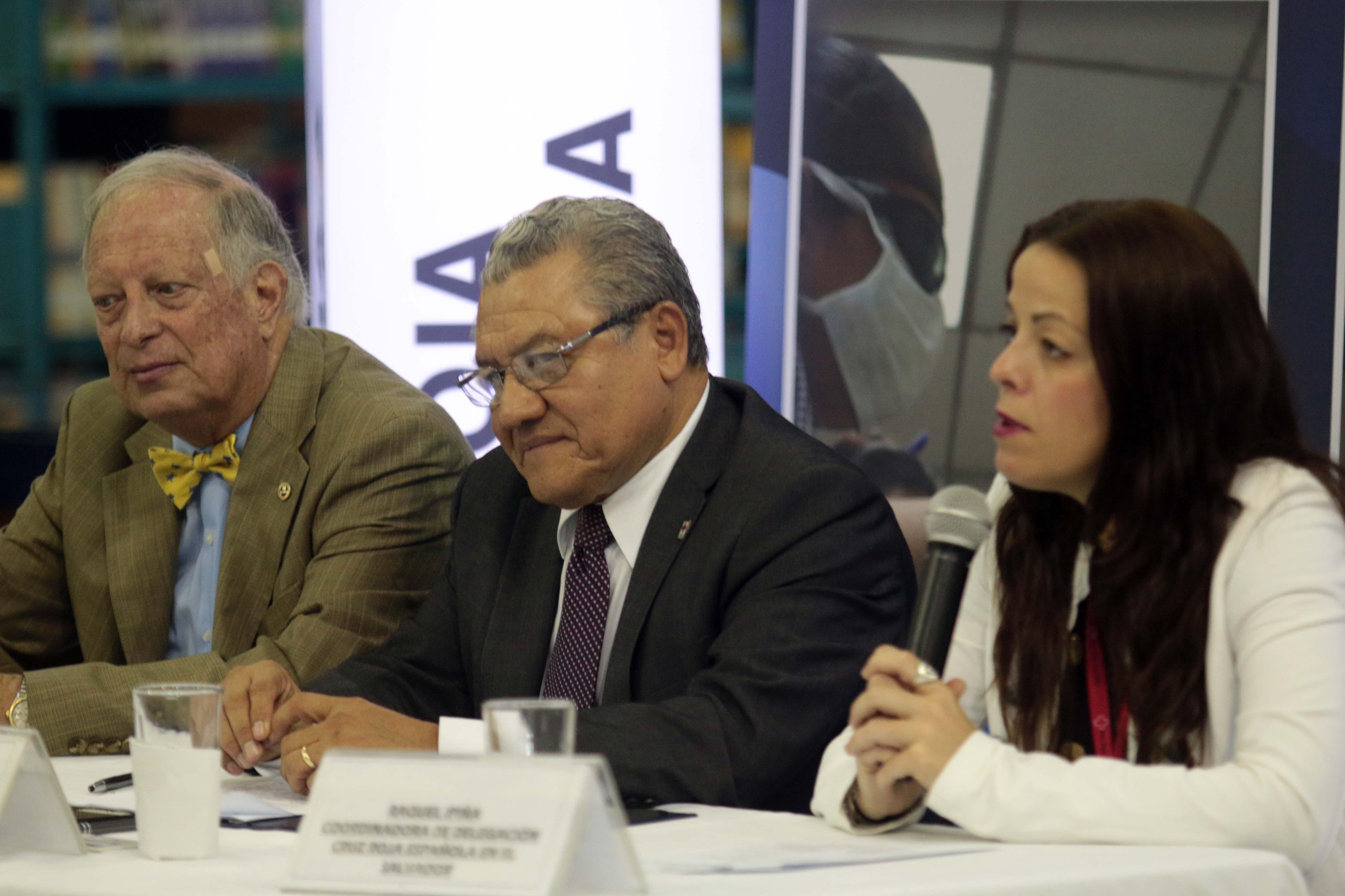 Cruz Roja Salvadoreña e Insaforp unen esfuerzos para la empleabilidad de las personas con discapacidad