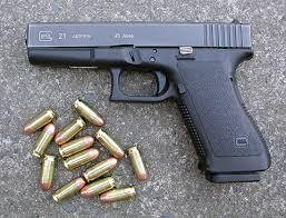 Condenan pandillero de la MS por Tenencia, Portación Ilegal de Armas de Fuego