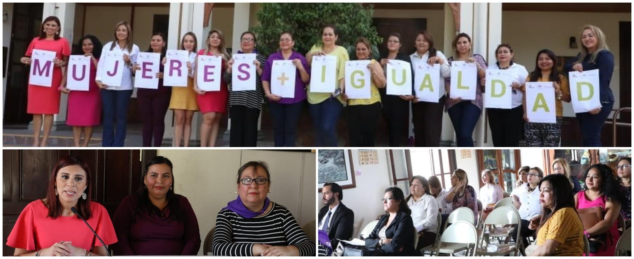 Conmemoran el Día de los Derechos Humanos de las Mujeres