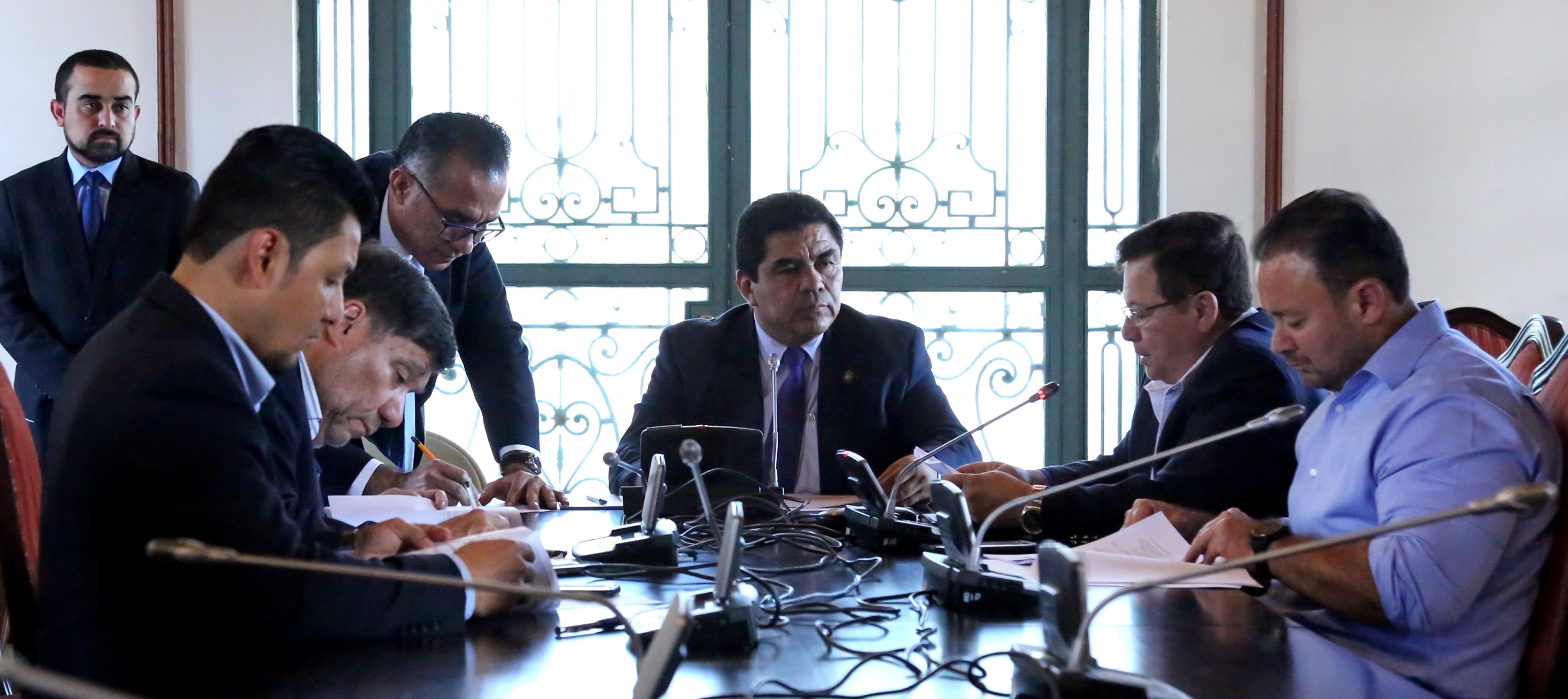 Inician entrevistas de aspirantes a procurador general y serán abiertas al público