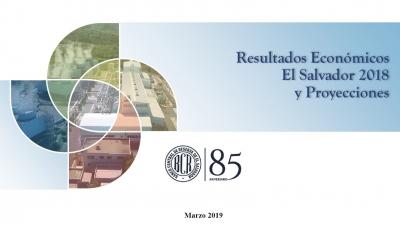 La economía salvadoreña creció 2.5% en 2018