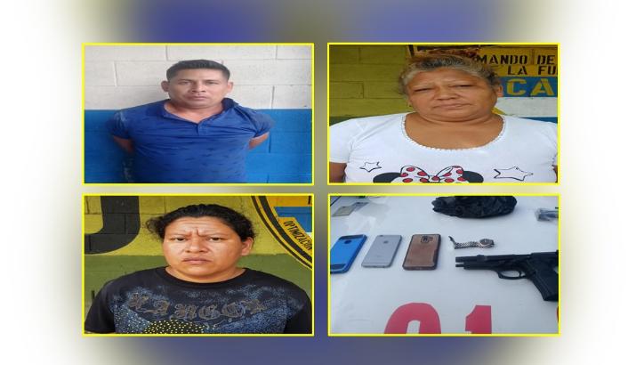 Pasará a bartolinas por robar a punta de pistola en un comercio de la Calle Gerardo Barrios