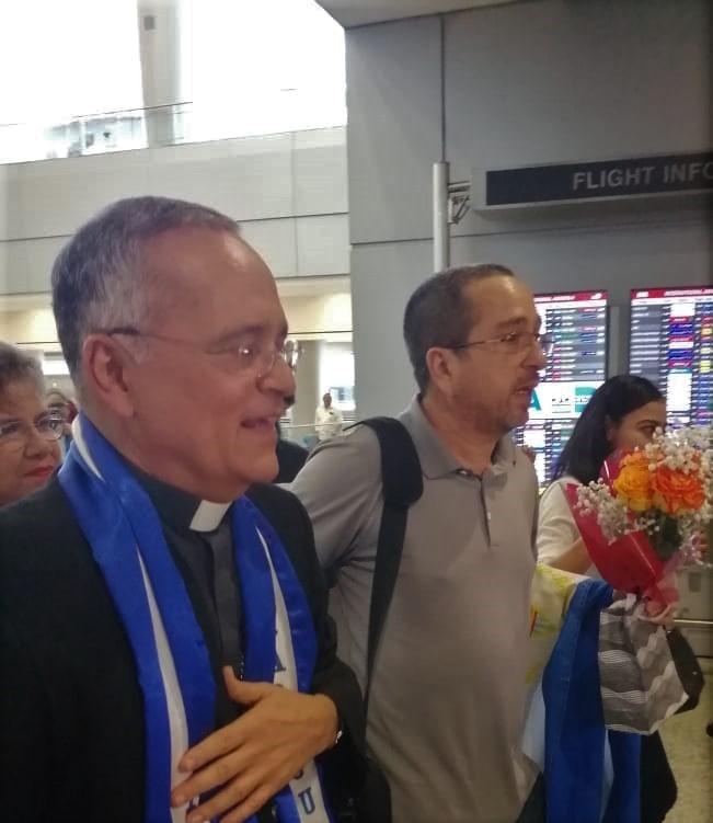 Monseñor Silvio Baez abandono Nicaragua luego de recibir amenazas a muerte