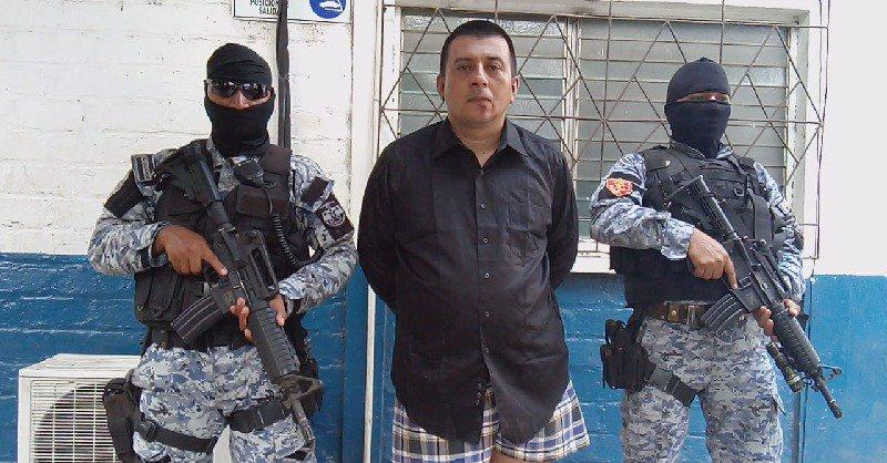 Capturan a miembro de estructura criminal por homicidio agravado en Sonsonate