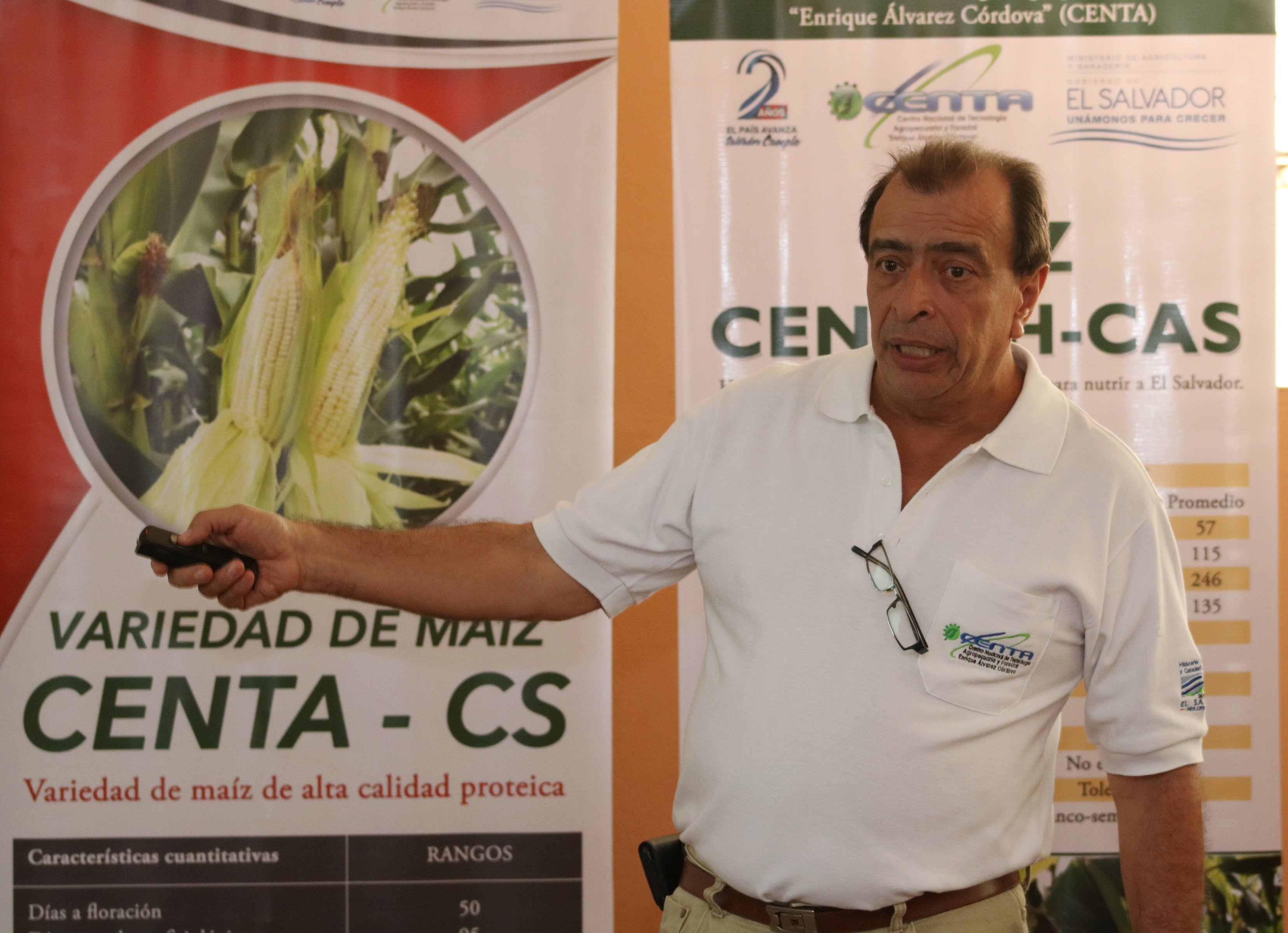 AGRICULTORES DE NUEVA GUADALUPE CONOCEN EL MANEJO DE LAS VARIEDADES DE POLINIZACIÓN LIBRE