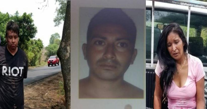 Tres capturados tras privar de libertad a una persona en San Rafael Cedros