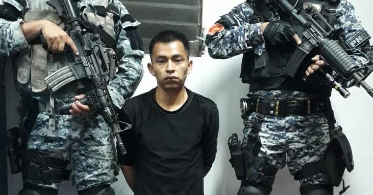 Arrestan a homicida e implicado de múltiples crímenes en Ahuachapán