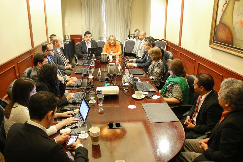 Se mantendrá plan de contingencia para la implementación de la Declaración Única Centroamericana (DUCA)
