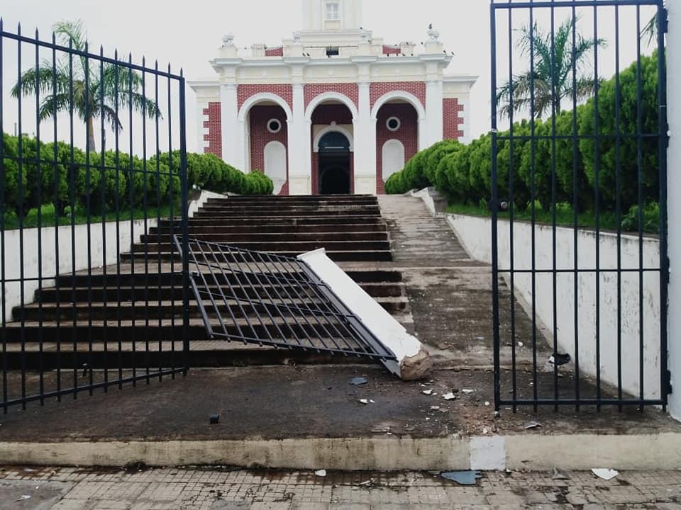 Parroquia Nuestra Señora del Carmen desmiente haber sufrido daños por sismo