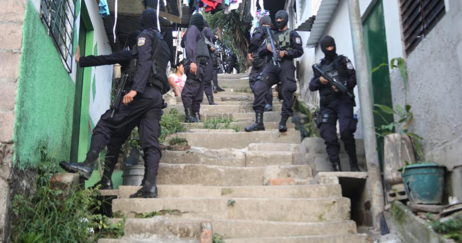 Policía detiene a un centenar de homicidas en lo que va de junio a escala nacional