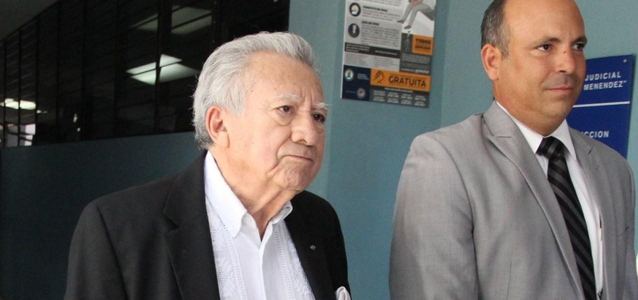 Dejan en Libertad a Hernán Contreras acusado de «limpiar» auditoria a Tony Saca