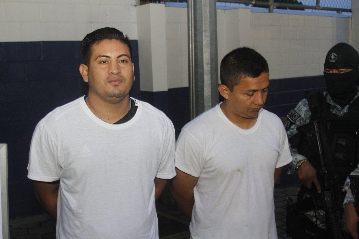 Policía detiene a 3 presuntos implicados en homicidio de agente en San Salvador
