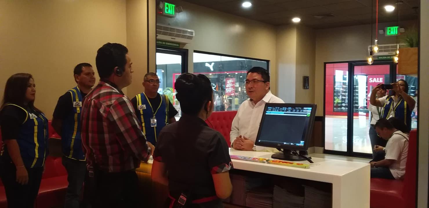 Defensoría del Consumidor lanzó operativo de protección a consumidores en Santa Ana
