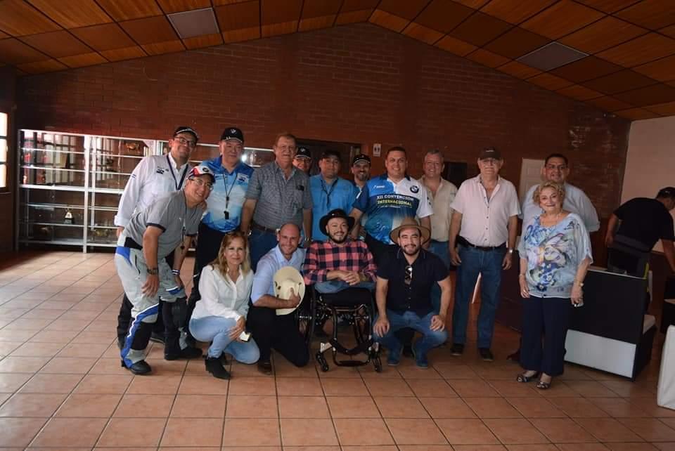 Diputados de la Asamblea visitaron la Feria Ganadera en Santa Ana