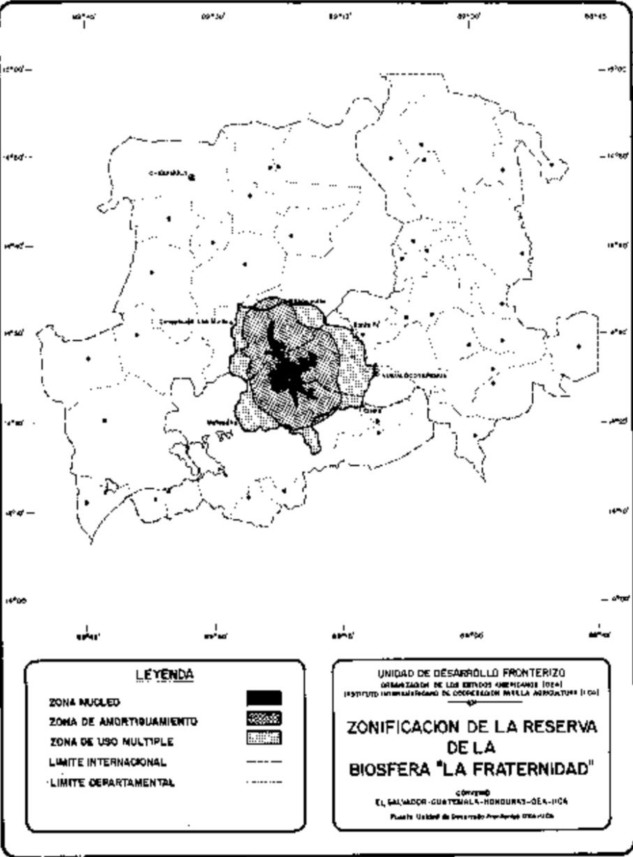 El Plan Trifinio y la Crisis del Agua en El Salvador