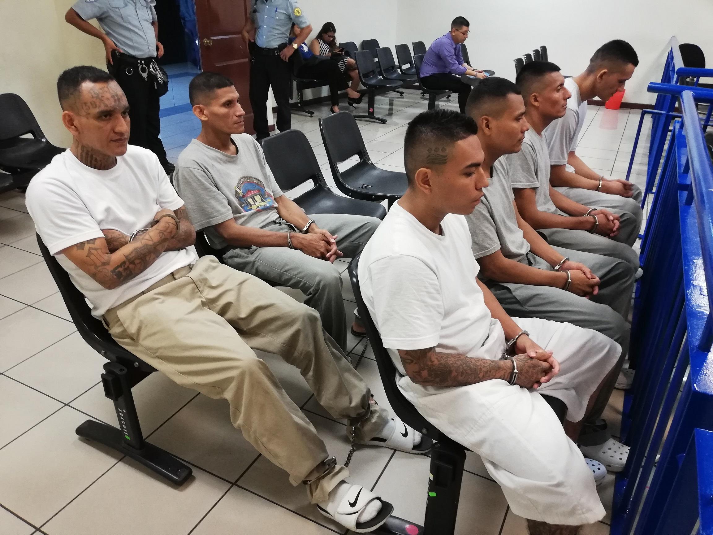 40 y 10 años de cárcel contra miembros de estructura criminal