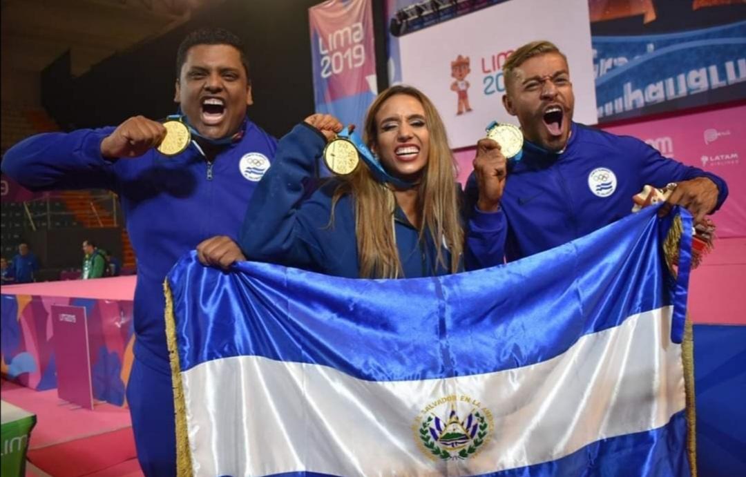 Tres Medallistas de Oro en Juegos Panamericanos Lima 2019