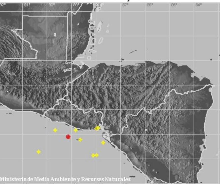 Informe sismo sentido