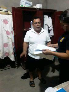 Fiscalía ordena la captura del exalcalde de Guacotecti y cuatro empleados municipales por Peculado y Malversación de Fondos