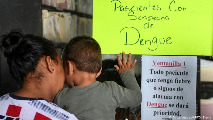 Dengue en Centroamérica: al borde de la crisis humanitaria