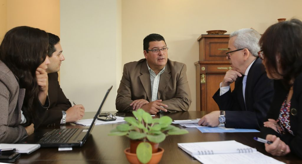 Gobierno de El Salvador y FAO se comprometen a impulsar iniciativas para la prevención de la migración y atención a retornados