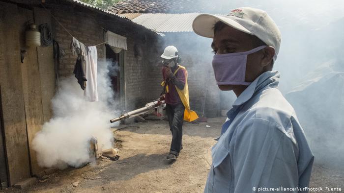 La OPS advierte a América Latina sobre los riesgos del dengue