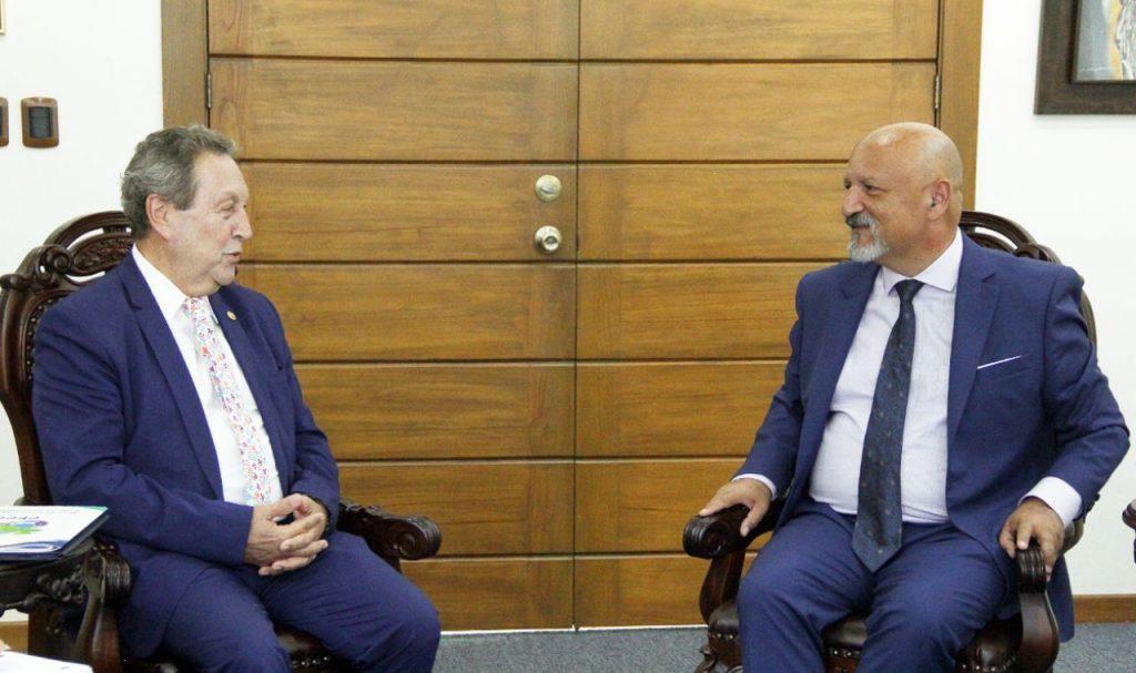 El Salvador busca fortalecer la cooperación regional entre los países del SICA