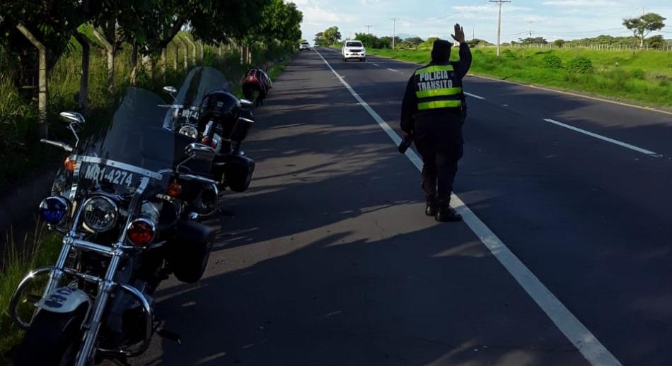Preocupante:  Policía de tránsito contabiliza más de 1,300 conductores peligrosos arrestados en el país