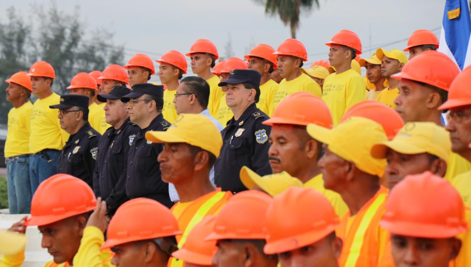 36 sedes policiales serán beneficiadas en su infraestructura con el trabajo de reos