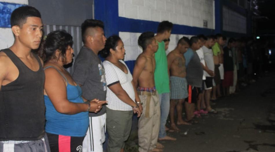 Duro golpe en Sonsonate a agrupación por asesinato de familia Pimentel