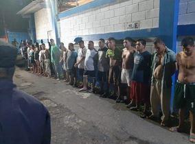FGR ordena la captura de 47 mareros en el departamento de Sonsonate
