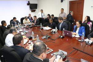 Fiscal reafirma ante diputados compromiso para combate frontal al lavado de dinero