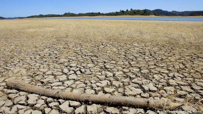 El día que Chile se quede sin agua